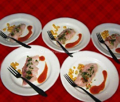 Exquisitos platos