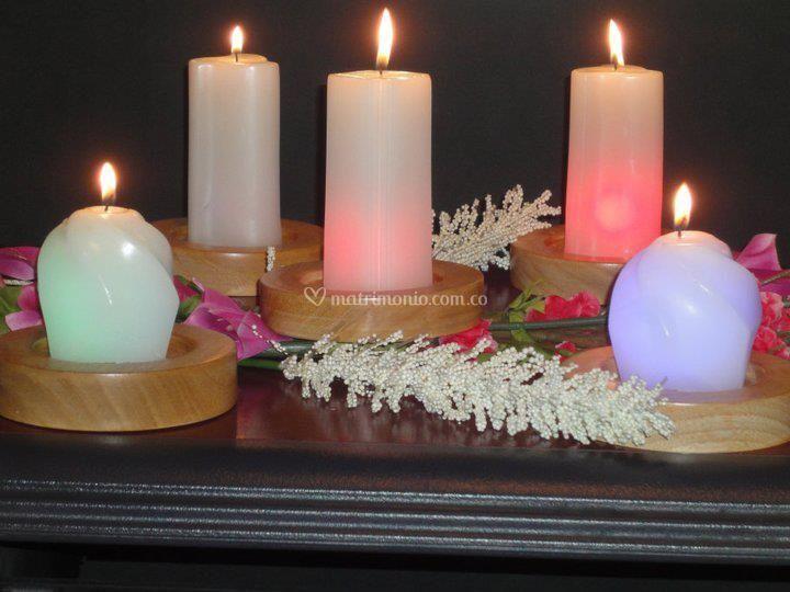 Bonitas velas