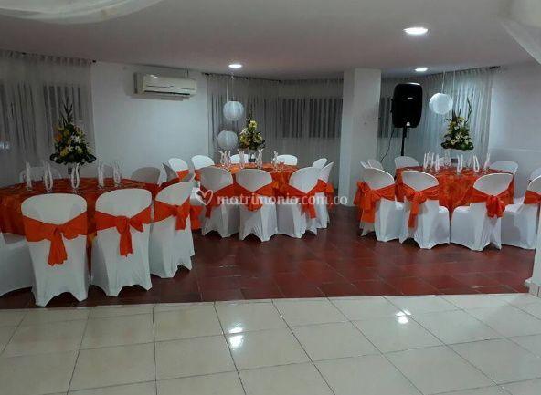 Salón para su evento