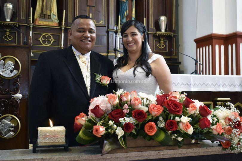 Al fin se casan