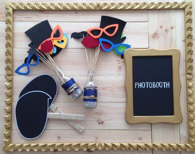 Kit de photo booth