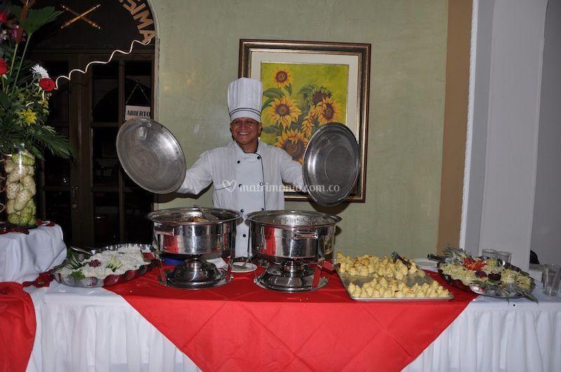 Banquetes San Gabriel