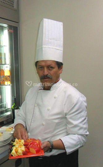 Chef con amplia experiencia