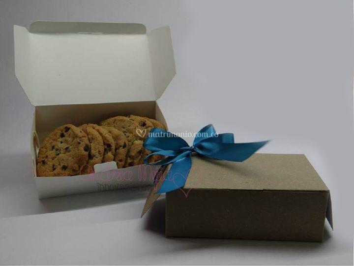 Cajita para galletas