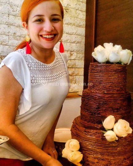 Torta de Chocolate suave