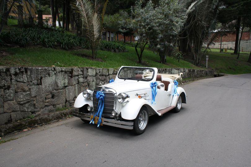 Carros para bodas