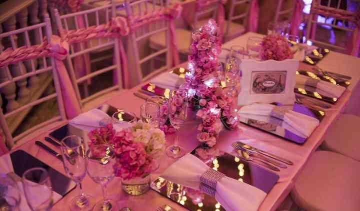 Mesas decoracion