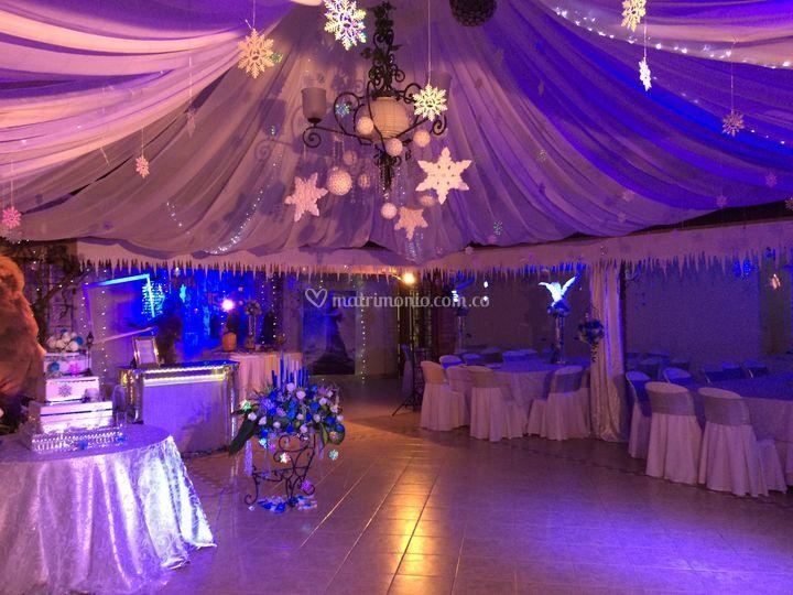 Casa estrella sal n social for Abrakadabra salon de fiestas