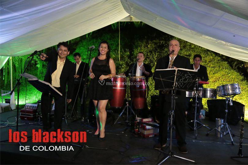 Fiestas y eventos de Los Blackson de Colombia