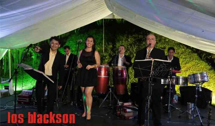 Los Blackson de Colombia