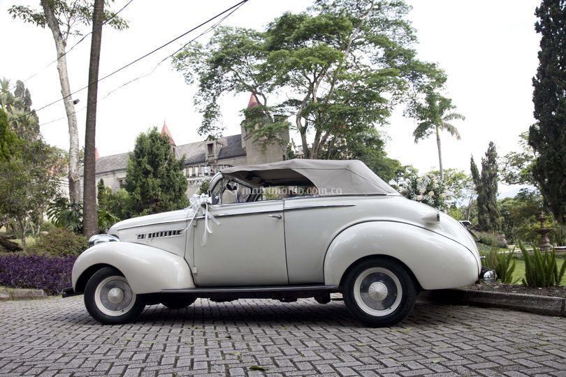 Convertible Chevrolet 1939