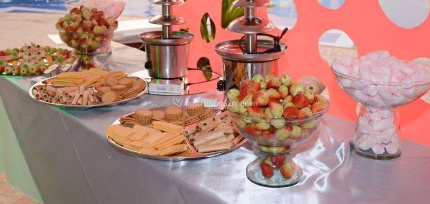 Delicias para tus invitados