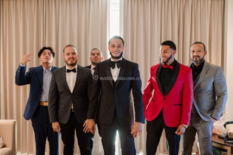 Equipo groom