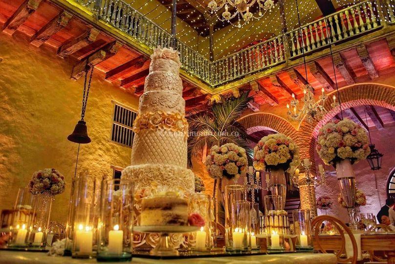 Noche mágica en Cartagena
