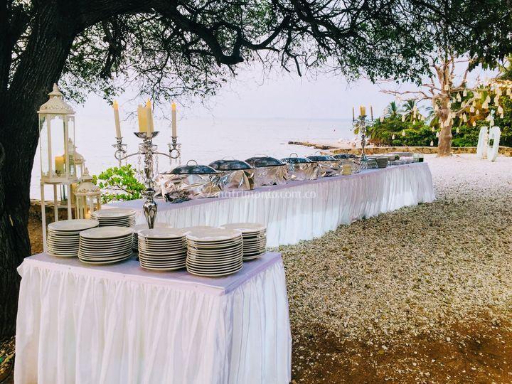 Matrimonio en Kapicua