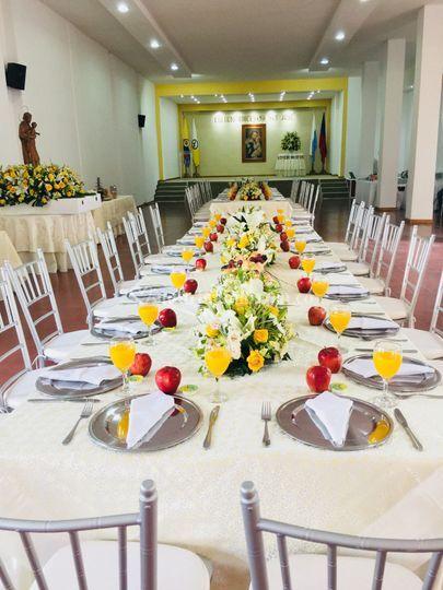 Casa de Banquetes Margarita