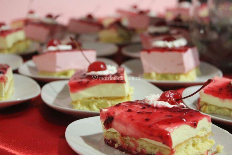 Postres y tortas
