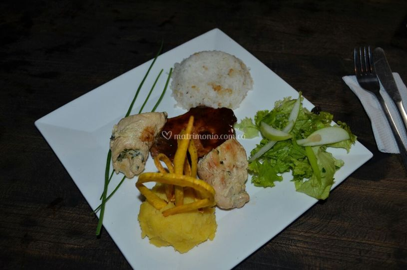Banquetes OCR