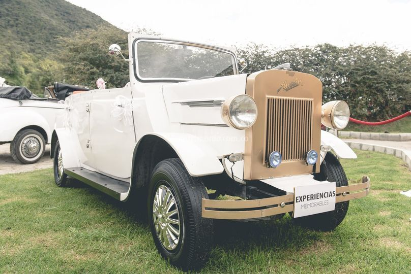 Austin blanco convertible