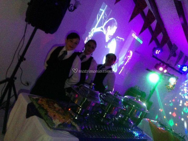 Zulmy Banquetes y Decoraciones