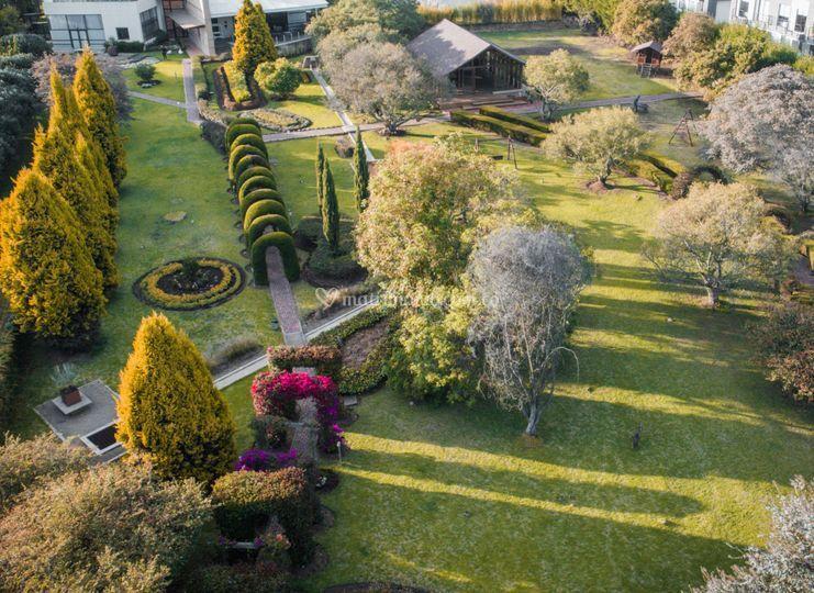 Hacienda Le Jardín