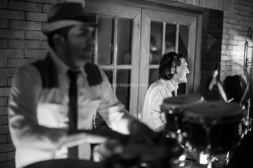 Percusionistas