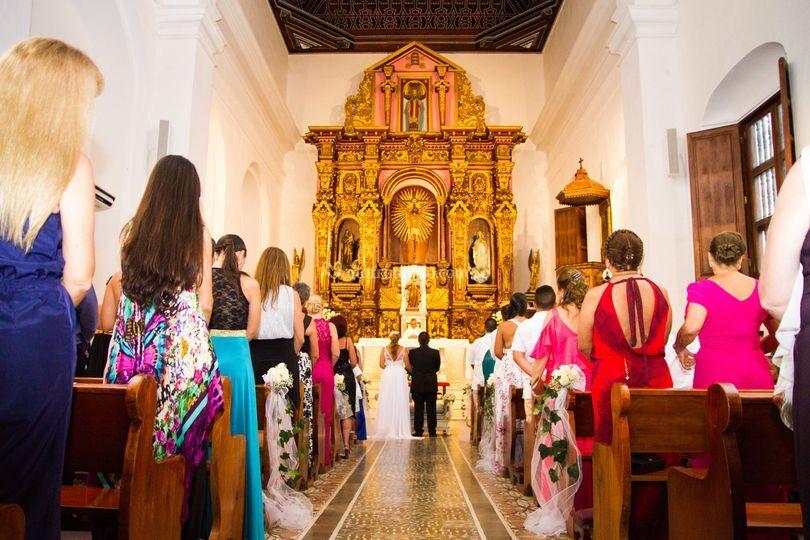 Iglesia Santo Toribio