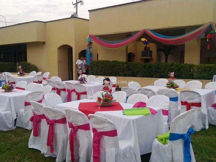 Eventos fiestas reuniones