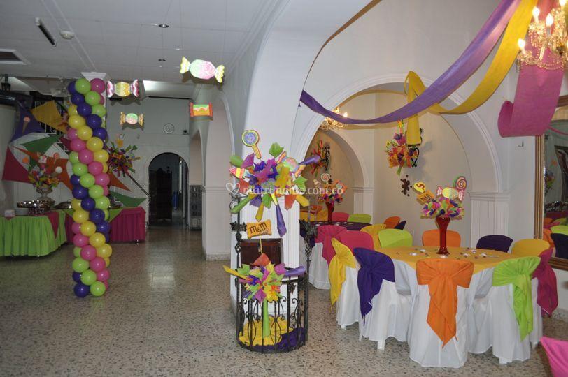 Fiesta temática