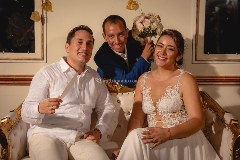 Wedding andres y ana maria