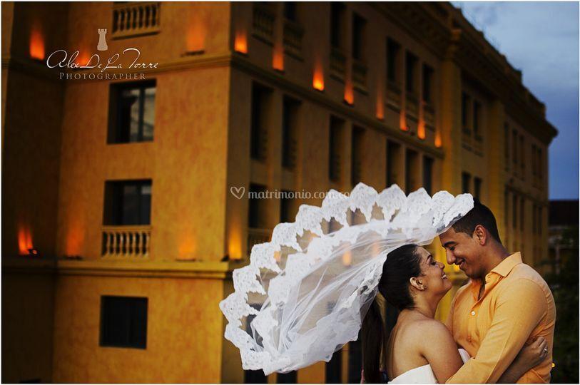 Fotografías despues de la boda