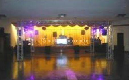 Mini Tk Caribean Disco Movil