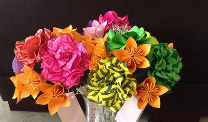 Flores y Papel 1