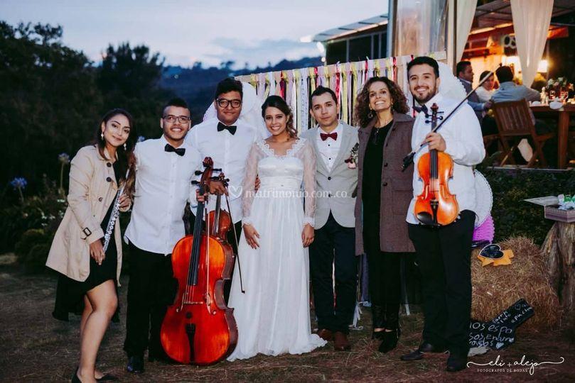 Hermosa boda en Santa Elena