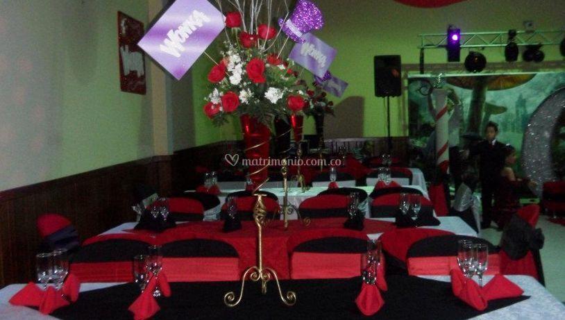 Salón Eventos