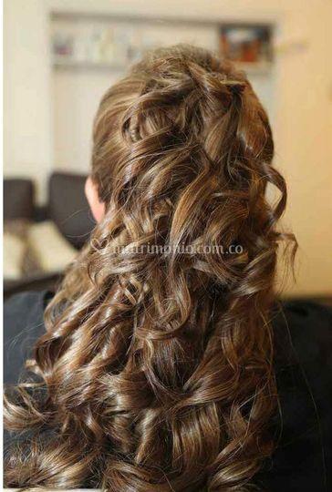 Peinado novias