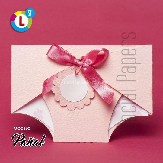 Baby Shower: Pañal
