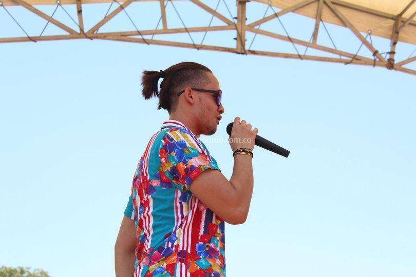 Dante, vocalista