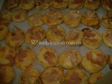 Minipizzas