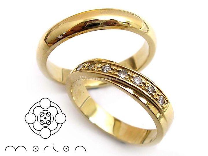 Argollas de Matrimonio 3