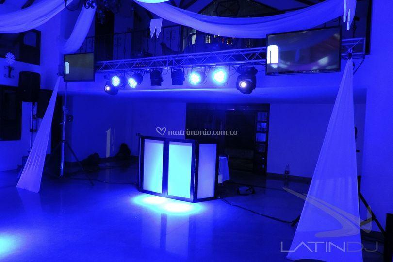 Eventos Latin DJ