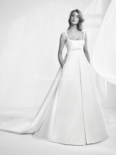 alquiler vestidos de novia pronovias bogota - modelos de vestir
