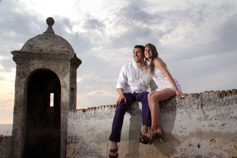 Pre boda Cartagena