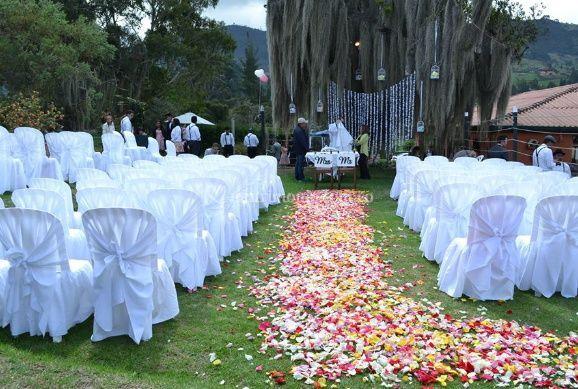 Organización de ceremonia