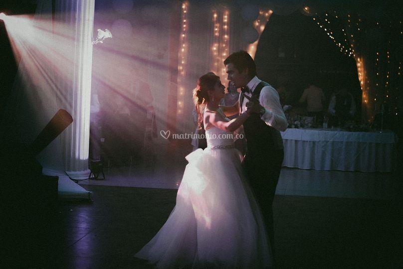 Baile de la pareja