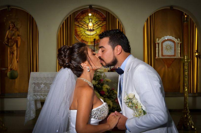 Besos de amora