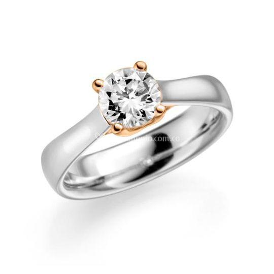 Silitario diamante