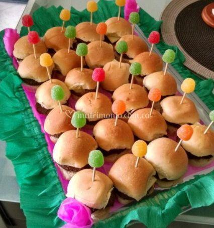 Delicias para sus invitados
