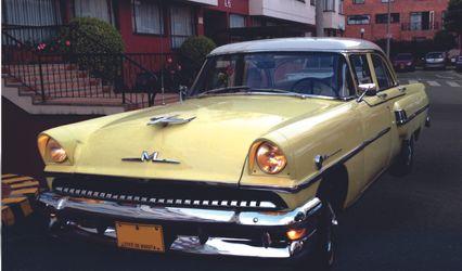 Mercury Monterrey 1955