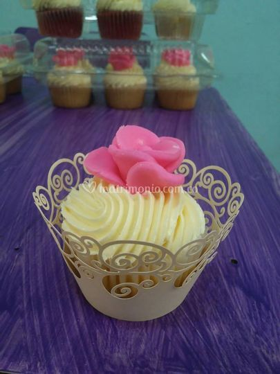 Wrappers para cupcakes.